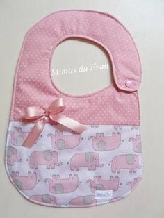 High quality New Cartoon Pattern 3 Layer Baby Girl Boy Waterproof Towel Saliva Kids Toddler dinner Bibs Burp Cloths Baby Sewing Projects, Sewing For Kids, Baby Bibs Patterns, Sewing Baby Clothes, Bib Pattern, Baby Crafts, Baby Accessories, Burp Cloths, Baby Quilts