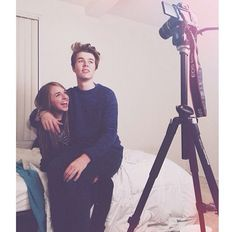 Jenn & Harrison / youtubers