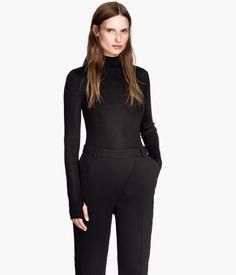 Turtleneck Bodysuit ($34.95) | H&M US