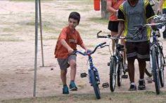 Projeto social ajuda a encontrar novos donos para bicicletas