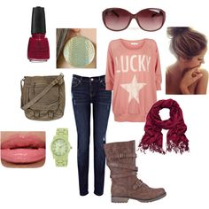 """""""Casual and Comfy in the fall"""""""