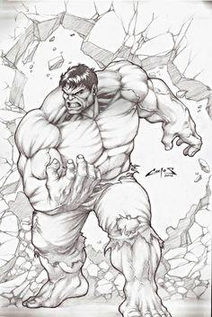 by on deviantart hulk avengers, hulk marvel, marvel Marvel Avengers, Marvel Comics, Arte Dc Comics, Marvel Art, Comic Art, Hulk Comic, Comic Kunst, Comic Books Art, Marvel Drawings