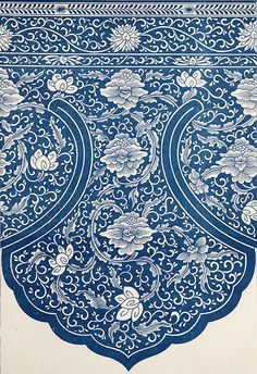 Owen Jones example of Chinese ornament 1867 by Design Decoration Craft, via Flickr