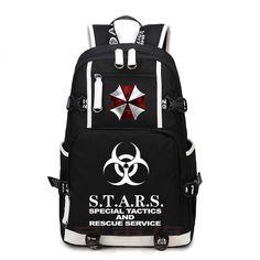 рюкзак Resident Evil Umbrella для мальчиков