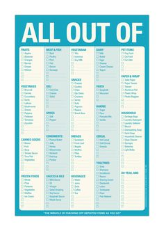 All Out Of Magnetic Pad - Blue: Knock Knock: 9781601061935: Amazon.com: Books