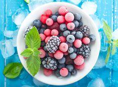 Frutas vermelhas costumam ser bem caras. Aproveite a promoção e estoque no freezer! Foto: Eblogfa.com