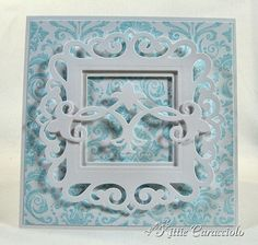 KC Sizzix Decorative Accent and Label 1 center