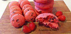 Cookie Recipes, Dessert Recipes, Desserts, Scones, Macarons, Sweet Recipes, Red Velvet, Biscuits, Recipies