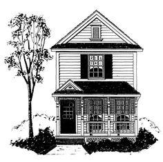 Katrina Cottage by designer Marianne Cusato | House Plans ...