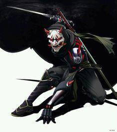 crossbow concept,crossbow tips,crossbow hunter,crossbow rack,crossbow target Arte Ninja, Ninja Kunst, Ninja Art, Arte Cyberpunk, Armor Concept, Concept Art, Samurai Concept, Fantasy Characters, Anime Characters