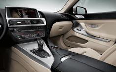 2014 BMW 6 Series Gran Coupe Interior