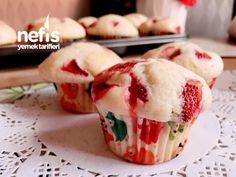 Cilekli Muffin(cok Kabaran)