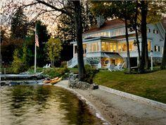 HELLO lakefront property