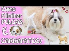 Desodorante Anti Pulgas e Carrapatos MonAmi + Efeito Repelente de Inseto...
