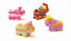 A Blackbird's Epiphany - UK Fitness, Handmade Crafts and Creative Writing Blog: Miniature Pinata DIY Tutorial