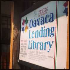 English-language library English Language, Neon Signs, Instagram, Oaxaca, English People, English