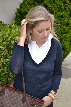 How We Style It - Polo Shirts Ralph Lauren, Louis Vuitton, Julie Collection