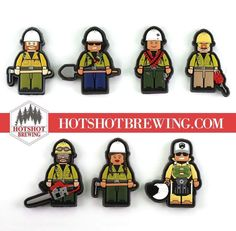 Hot Shot Patches