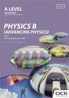 ocr advancing physics coursework help Hey really need some help please regarding this coursework my teacher has been off for a while so we were told to just get on with the material presentation coursework over half term.