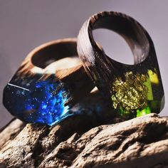 These are probably the most beautiful rings in the whole world