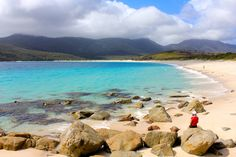 Wineglass Bay Cloud Tasmania - prints and downloads available