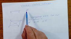 Vectori  Vectori Coliniari Geometrie Vectoriala Matematica Clasa a IX a ... Triangle, Geometry