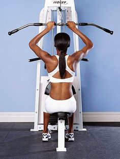 The 5 Best Strength-Training Machines for Women: Sculpt Sexy Muscles on This Gym Equipment | Fitness Magazine