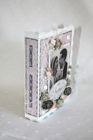 papirdesign-blogg: Tutorial bok- kort