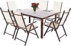 Záhradné sety – až 1 951 záhradných sedačiek a zostáv pre vás Ibiza, Outdoor Furniture Sets, Outdoor Decor, Aluminium, Teak, Design, Home Decor, Wood Gardens, Slipcovers
