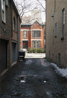 Wood Block Alleys | Forgotten Chicago | History, Architecture, and Infrastructure