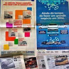 A 11:21 não para. Ocupamos o Globo todos os sábados do ano, no último não foi diferente. Recreio, Lider, AGO Mercedes, Chrysler, Dodge. #occupyoglobo
