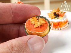 2017. Miniature Autum Cake♡ ♡ By Paris Miniature