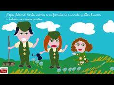Cuentos infantiles - Buscando a Tobías. CUENTOSTUBE.COM