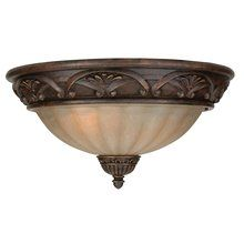 View the Craftmade X5716 Tuscan Three Light Down Lighting Flush Mount Ceiling Fixture from the Barcelona Collection at LightingDirect.com.