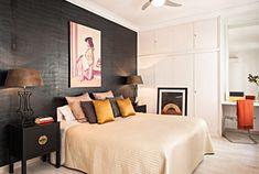 Home Staging elegante y sofisticado para crear un ambiente atractivo para la venta inmobiliaria.