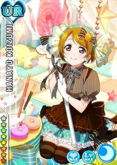 Love Live hanayo | Love Live! School Idol Festival | Animal Crossing Community