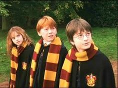 Harry Potter! - Click image to find more Film, Music & Books Pinterest pins