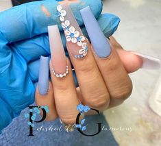Acrylic Nails Coffin Pink, Long Square Acrylic Nails, Coffin Nails, Bling Nails, Swag Nails, Grunge Nails, Glow Nails, 3d Nails, Acylic Nails