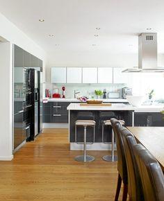 Kjøkkeninspirasjon, male kjøkken, kjøkken benkeplate