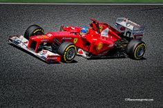 Fernando Alonso,2012,circuit de Catalunya
