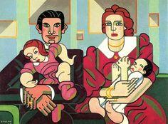 Daucho - La famille - 1960
