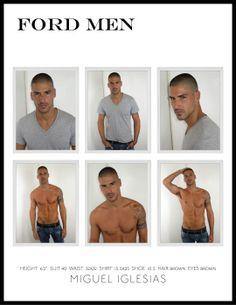 male model polaroids - Recherche Google