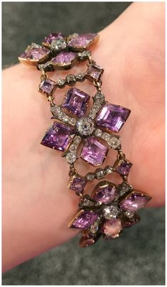 Treasures of the Vegas Antique Jewelry Show.
