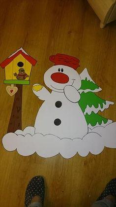 Użyj STRZAŁEK na KLAWIATURZE do przełączania zdjeć Christmas Time, Christmas Crafts, Christmas Decorations, Xmas, Christmas Ornaments, Foam Crafts, Diy And Crafts, Crafts For Kids, Art N Craft