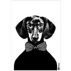 Ruotsalaisen muotoilijan Lisa Bengtssonin ihanissa Tillsammans-sarjan julisteissa on kuusi eri kuva-aihetta: Ulrika Eleonora, Sixten, Laura Francesca, Owe, Betty sekä Hugo.  Myydään yksittäin.