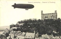 Zeppelin, Old Photos, The Past, Europe, Places, Bratislava Slovakia, Times, Beautiful, Geo