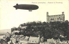 Zeppelin, Old Photos, Europe, Places, Bratislava Slovakia, Beautiful, Geo, Times, Fotografia