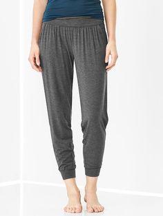 Pure body drop-waist pants Product Image
