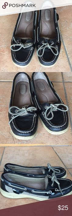 Sperry Boat Shoes Sperry Boat Shoes. These have been worn. They are in great condition. Sperry Shoes Flats & Loafers