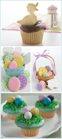 Inspirational baking ideas for Easter..........great recipes for the forthcoming Easter season........